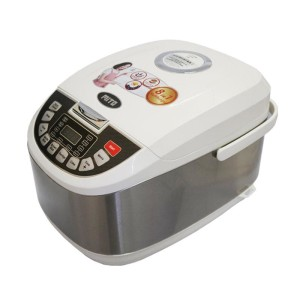 Mito R5 8in1 Digital Rice Cooker[Gold/Silver]