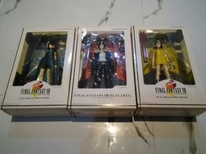 Final Fantasy VIII Set Jap Ver.
