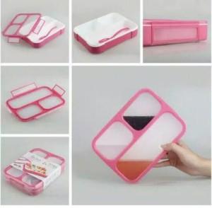 Lunch Box YOYEE / Kotak Makan YoYee sekat 3