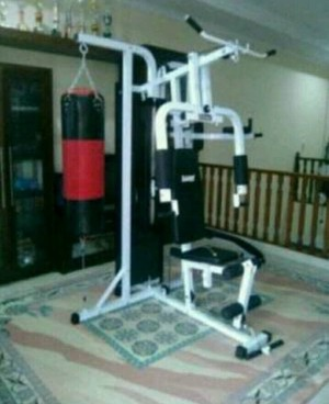 home gym 3 sisi +sansak solofitnesscenter