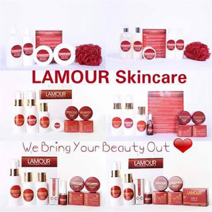 paket reguler face lamour ready normal series, oil, acne, bumil