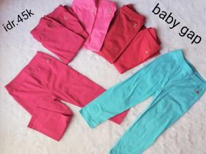 legging anak baby gap original branded gap kids