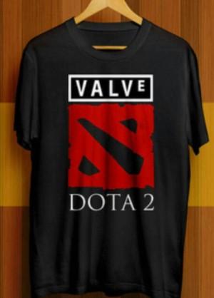 Kaos Shirt Under Dota 2