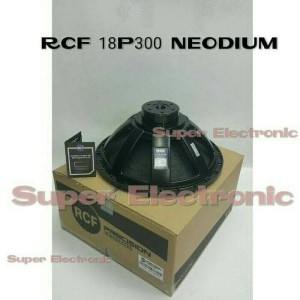 Spaker RCF L18P300 NEODYUM (18 Inc)