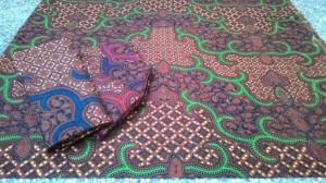 Batik jalaran senggenes