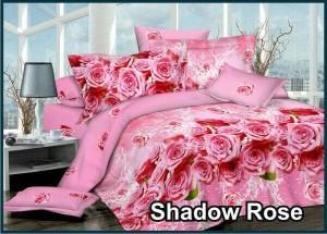 sprei FATA SIGNATURE motif shadow rose uk. 180 dan 160