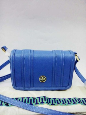 TB mini landon sling bag blue dusk