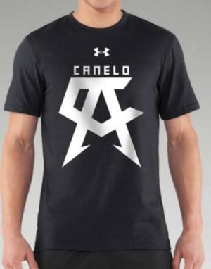 Kaos Shirt Under Armor Canelo
