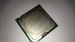 Processor Intel Pentium D 925 3.0GHz Normal