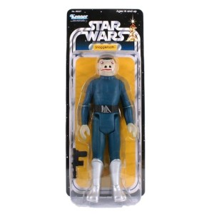 "Gentle Giant  Star Wars Vintage Jumbo 12"" Blue Snaggletooth"