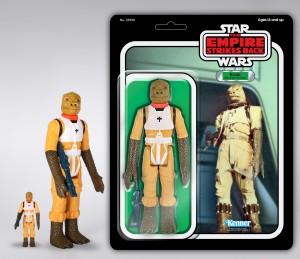 "Gentle Giant  Star Wars Vintage Jumbo 12"" Bossk"