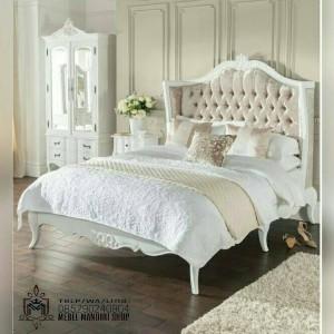 Tempat Tidur Minimalis Ukiran Jok Murah