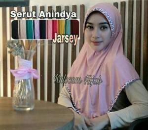 Hijab/Jilbab Serut Anindya