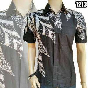 Kemeja Terbaru / Batik Pria lengan Pendek /Baju Batik