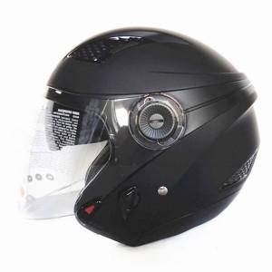 Helm Zeus Z610 - Matt Black