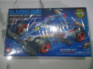 TAMIYA Mini 4WD Blazing MAX Prism Blue Special