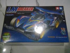 TAMIYA Mini 4WD LM Breaker