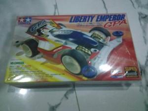 TAMIYA Mini 4WD Liberty Emperor GPA system [ Super Rare ]
