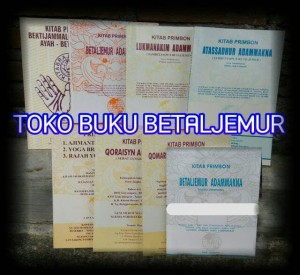 Primbon Betaljemur Adammakna Lengkap + Betaljemur Bahasa Indonesia