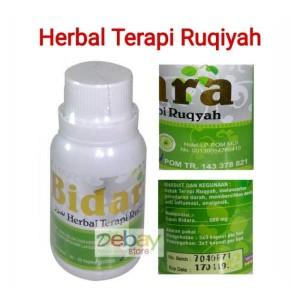Kapsul Daun Bidara, Herbal Terapi Ruqiyah
