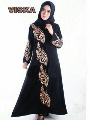 Gamis Arab / Abaya arab /abaya viska / Gamis Abaya