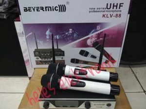 wireless microphone beyermic klv 88