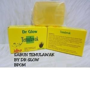 [DR.GLOW] SABUN TEMULAWAK DR GLOW / MIRIP WIDYA
