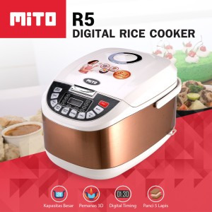 Digital Rice Cooker R5