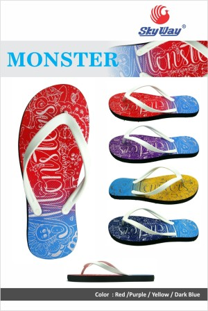 Sandal SkyWay Monster