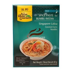 Bumbu Instan AHG Laksa Singapura Asian Home Gourmet Singapore Laksa