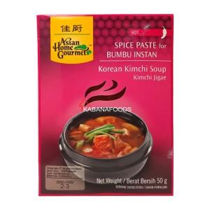 Bumbu Instan AHG Kimchi Jigae Asian Home Gourmet Korean Kimchi Soup