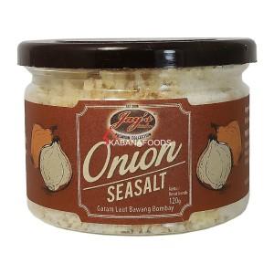 Garam Laut Bawang Bombay Jay's Onion Seasalt 120g