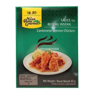 Bumbu Instan AHG Ayam Lemon Asian Home Gourmet Cantonese Lemon Chicken