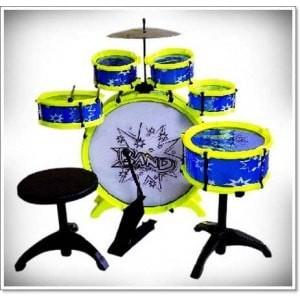 Mainan 1 Set Drum Untuk Anak-anak