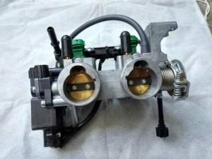 Throttle Bodies Injector Moge Kawasaki Ninja 300 FI Upgrade Ninja 250