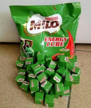 Milo Cube / Milo Energy Cube 50 cube