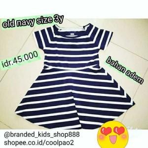 old navy kids dress anak branded original