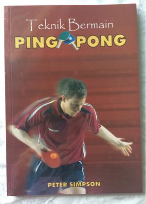 Teknik Bermain Ping-Pong - Peter Simpson