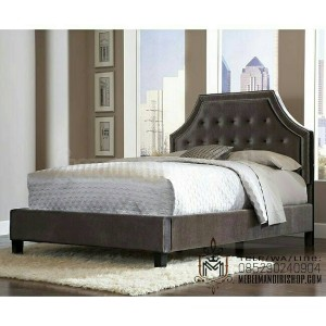 Furniture Interior Tempat Tidur Minimalis Jok