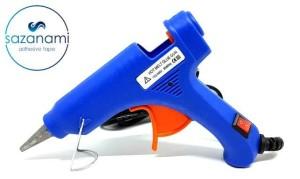 Alat Lem Tembak Glue Gun Lem Bakar Cair 20 Watt +Bonus Refill Lem 27cm