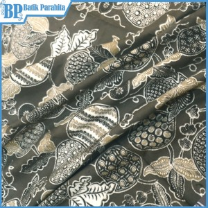 Batik Tulis Kain P023 - Pewarna alam