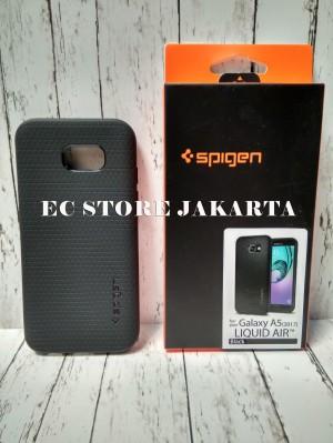 official photos 898d4 1196b Jual Original Spigen Liquid Air / Armor Samsung Galaxy A5 2017 Black - DKI  Jakarta - EC Store Jakarta | Tokopedia