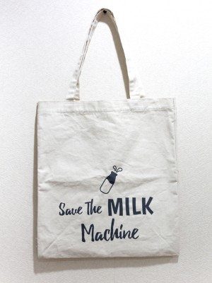 Tote Bag ASSA Pink Fighter (White)