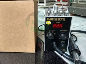 Solder Uap / Blower Uap Quick 857 Digital Original