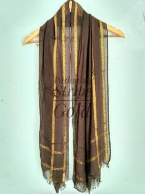 Pashmina Stripe Gold