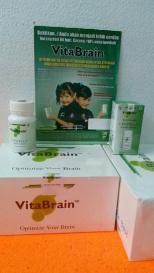 Vitabrain l Vita Brain Indonesia l Vitamin Untuk Otak
