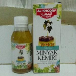 jual minyak kemiri al khodry gold denpasar bali - herbal berkah bali Warna Minyak Kemiri Al Khodry