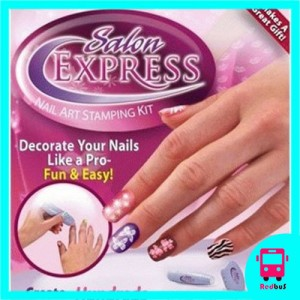 salon express (alat peralatan untuk membuat nail art kuku murah)