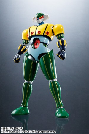 Super Robot Chogokin SRC Kotetsu Jeeg