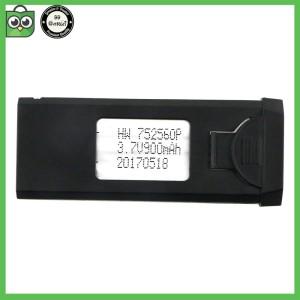 Battery 3.7V 900mAh VISUO XS809HW XS809W Drone Baterai 3.7 V 900 mAh